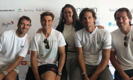 Ferrer, Robredo y Feli serán directores en la Senior Masters Cup de Marbella