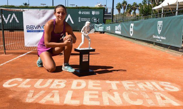 Varvara Gracheva se alza con el título BBVA Open Valencia