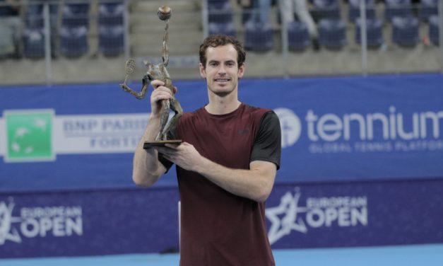 Andy Murray vuelve a reinar