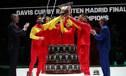 Rafa Nadal lidera a España para conseguir la sexta Copa Davis