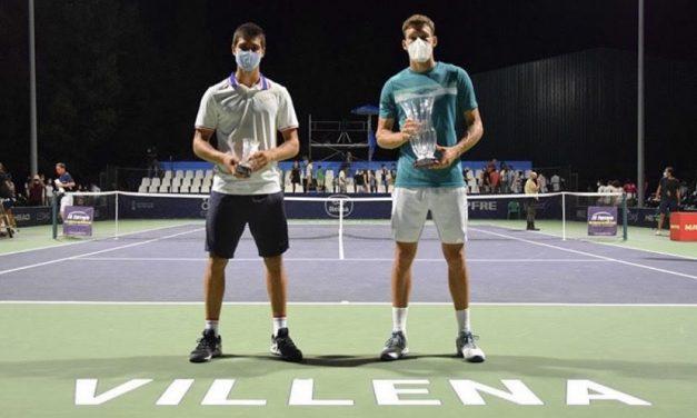 Pablo Carreño se proclama campeón del torneo 25 Aniversario Equelite