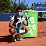 Carlos Alcaraz sigue dando pasos de gigante